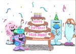 Birthday Pic for Ursa-Minor by OddballArtist