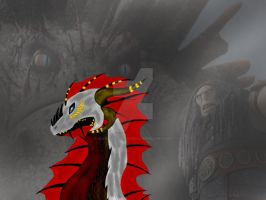 HTTYD 2-I Live to Serve the Alpha by BlackDragon-Studios