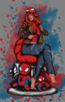 Edgar Sandoval's Mary Jane by 626Ghost