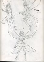 Tink the Fairy by zeppelin87