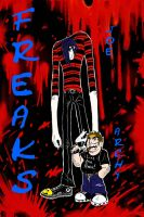 FREAKS cover OC joe and archy by nightmarelover