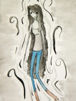 marceline the vampire queen by mynameisnani