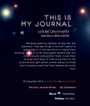 Lets be dreamers journal skin by airamneleb