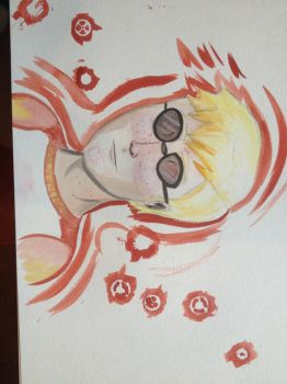 Dave Strider by jitterfly