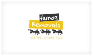 hunoz logo by kissorsa