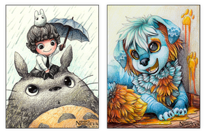 Prismacolor gifts by Nordeva