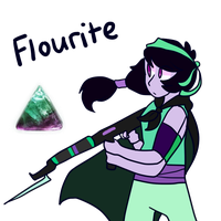 tanzanite + kornerupine fusion by liighty