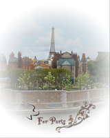 Peace For Paris by WDWParksGal