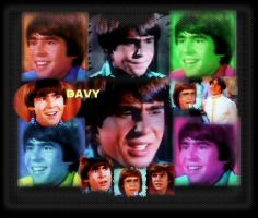 MONKEES: A Groovy Davy Collage by Princess-Kraehe