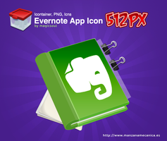 Evernote Book by MagicSoul