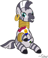 Zecora is best pony, without being a pony! by FiMStargazer
