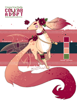 Adopt Collab #3 AUCTION [700pt base/open] by UmmuDopt