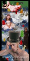 Alice In Wonderland by wickedlady