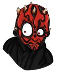 MsGothje As Darth Maul by MsGothje