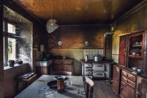 Schlofend Millen - The kitchen by Bestarns