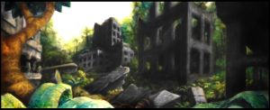 lost city by C0UG
