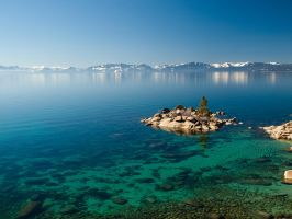 Still Water- Lake Tahoe by MartinGollery