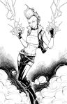 Punk Storm Inks by DStPierre