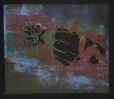Anger (tester print V) by LauraRowe1994