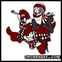 Chilling Clown by onure