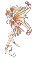 Fairy by Aldric-Cheylan