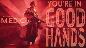 Medic Propaganda by Robogineer