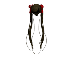 [MMD] Young Shona's Hair [Download] by Laufeyon