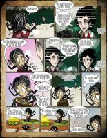 The Adventures of Wilson P. Higgsbury p. 32 by GhostlyMuse
