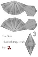 The Sims Silver Plumbob by killero94