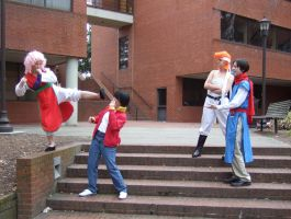 Don't mess with Genkai by IllynReaver