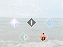 Avatars - .Png by stoleyourdreams