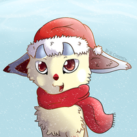 Christmas Gift #2 - Sylexii by CoolMDrawings