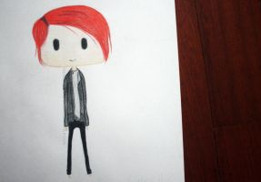Gerard Way // My Chemical Romance by MissBillK
