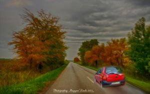 Go West! HDR. by magyarilaszlo