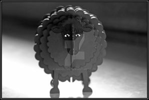 Metal Sheep by angel739
