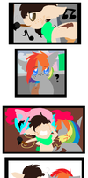 The Silly Artist And The Gloriouse Tagger part 1 by angelstar000