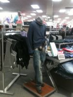 Axel and I @ Kohls by CranicTH