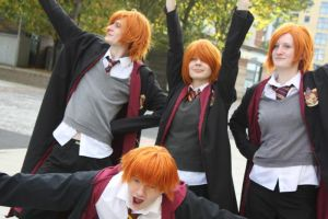 Weasley - FORMATION by mistergleeson