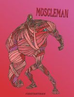Muscleman by kjmarch