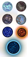 Space Stuff PNG Pack 1 by Arcwelder1
