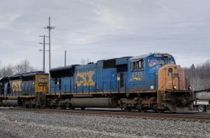 CSX 4755 by CMiner1