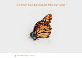 Anti Global Warming Campaign 3 by shawkash