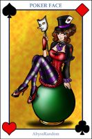 Lady_PokerFace by AbyssRandom
