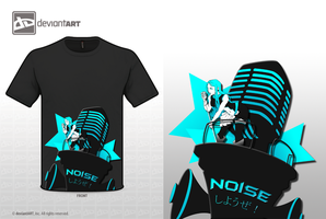 MAKE SOME NOISE !!! by Aku-kun