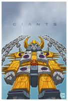 Giants - Unicron by DanielMead