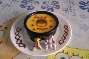 The 'legendary' custard- El flan'legendario' by Adripika