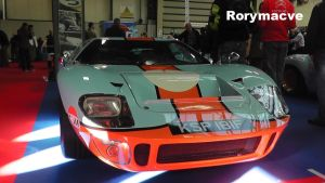 Ford GT40 by The-Transport-Guild