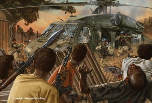 Delta Force by JohnnyShumate