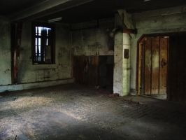 old bearing room by Jantiff-Stocks