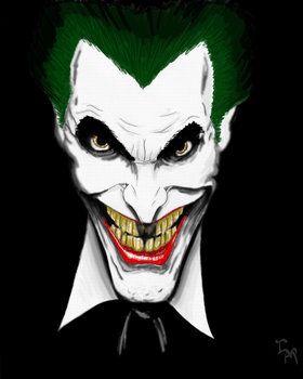 Joker by Galius